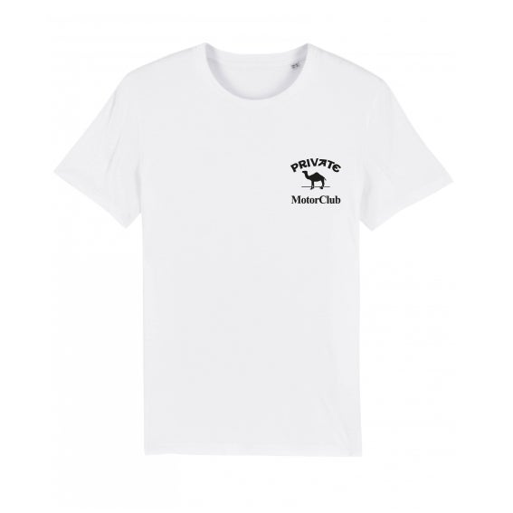 Image of Private Camel Club Tshirt White
