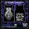 SENSORY AMUSIA - Grind to the Bone Tank Top