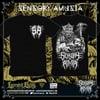 SENSORY AMUSIA - Death - Tshirt