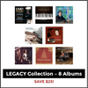 The Legacy Collection - 8 Albums (Save $25!)