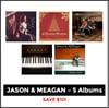The Jason & Meagan Collection - 5 CD Bundle (Save $10!)