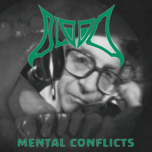 Image of BLOOD - Mental Conflicts LP