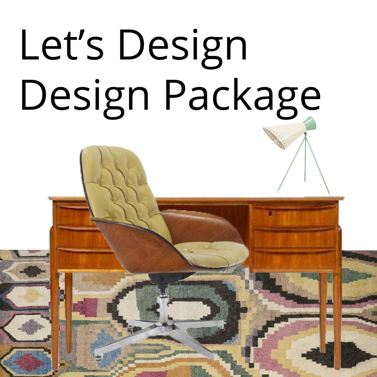 Image of Let's Design Package