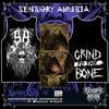 SENSORY AMUSIA - Grind to the Bone - Tank Top bundle