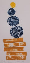 abstract for children (5/14), collagraph