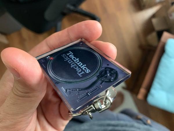 Image of SL 1210 keychain