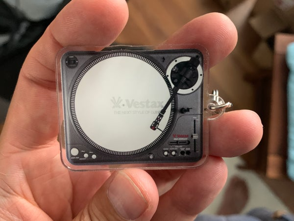 Image of PDX 3000 keychain