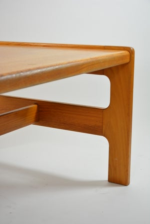 Image of Table basse en chêne