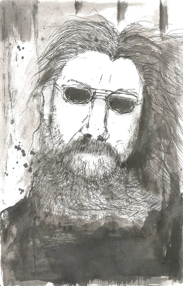 Image of Alan Moore, Magician