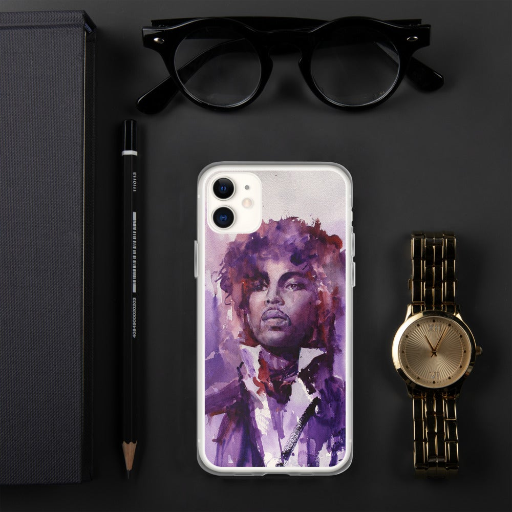 Image of PRINCE iPhone Case