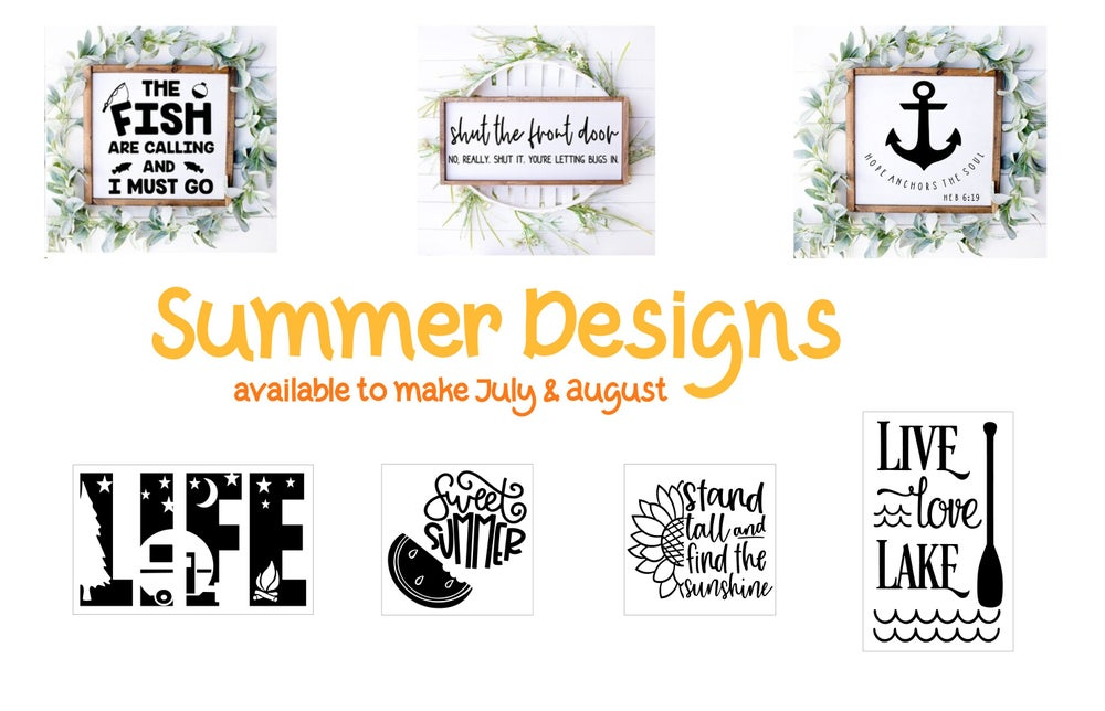 Image of Summer Collection