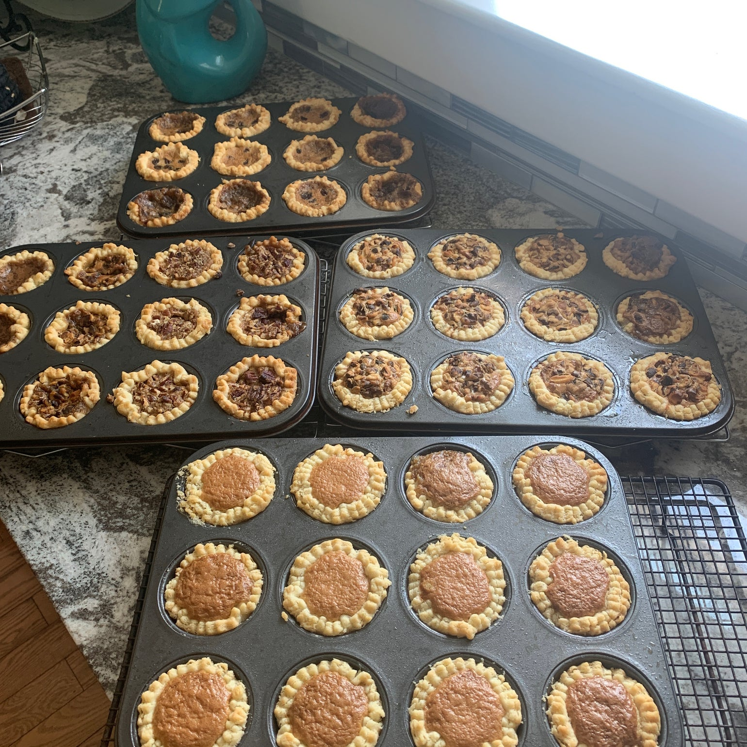 Image of Dairy Free Buttertarts