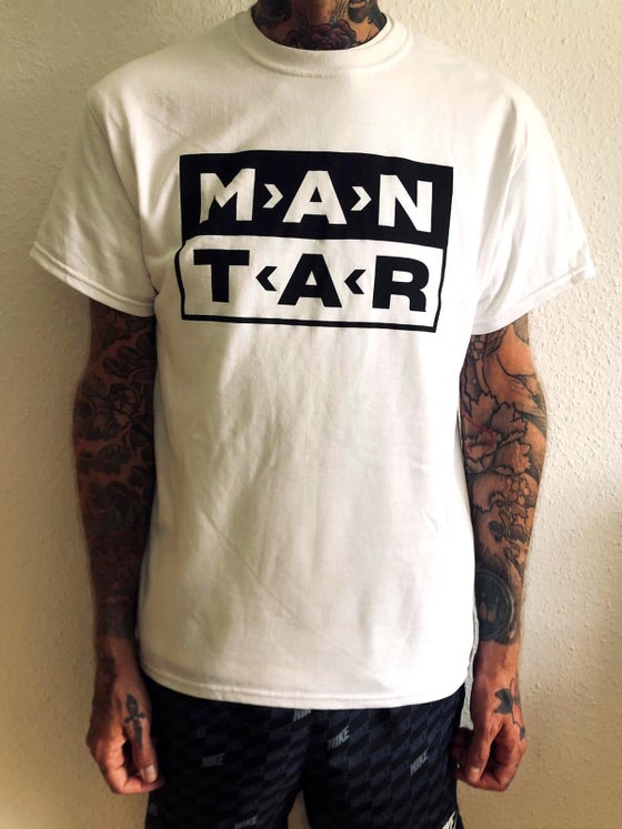 "Image of Shirt ""MAN-TAR"""