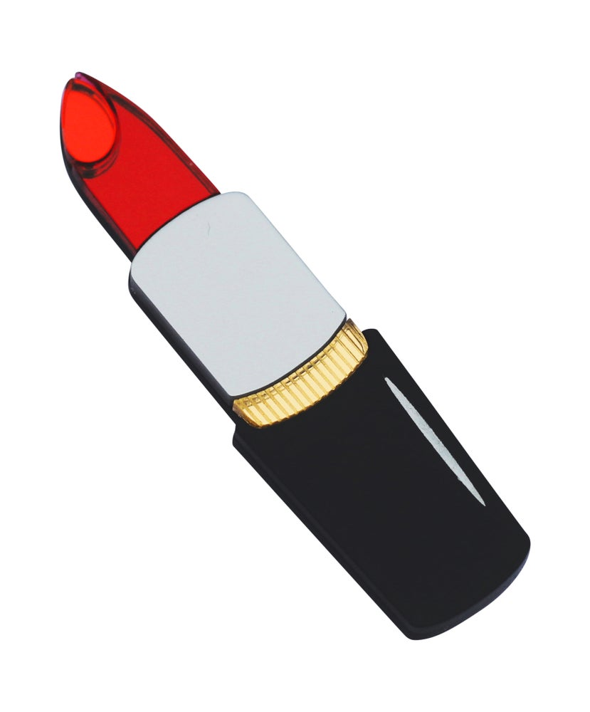 Image of Lipstick Brooch