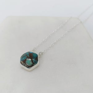 Image of 5.40ct Turquoise Necklace