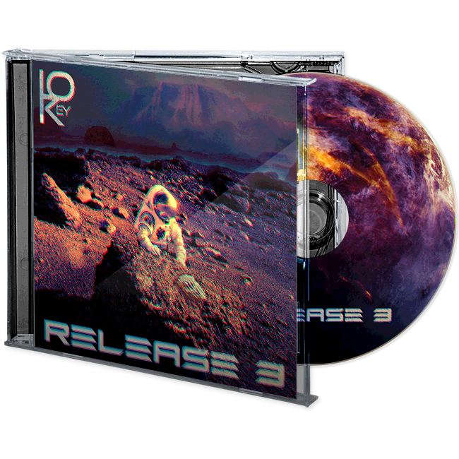 "Image of Lo Key ""RELEASE 3"" CD"