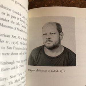 Image of Jackson Pollock by Francis O'Connor