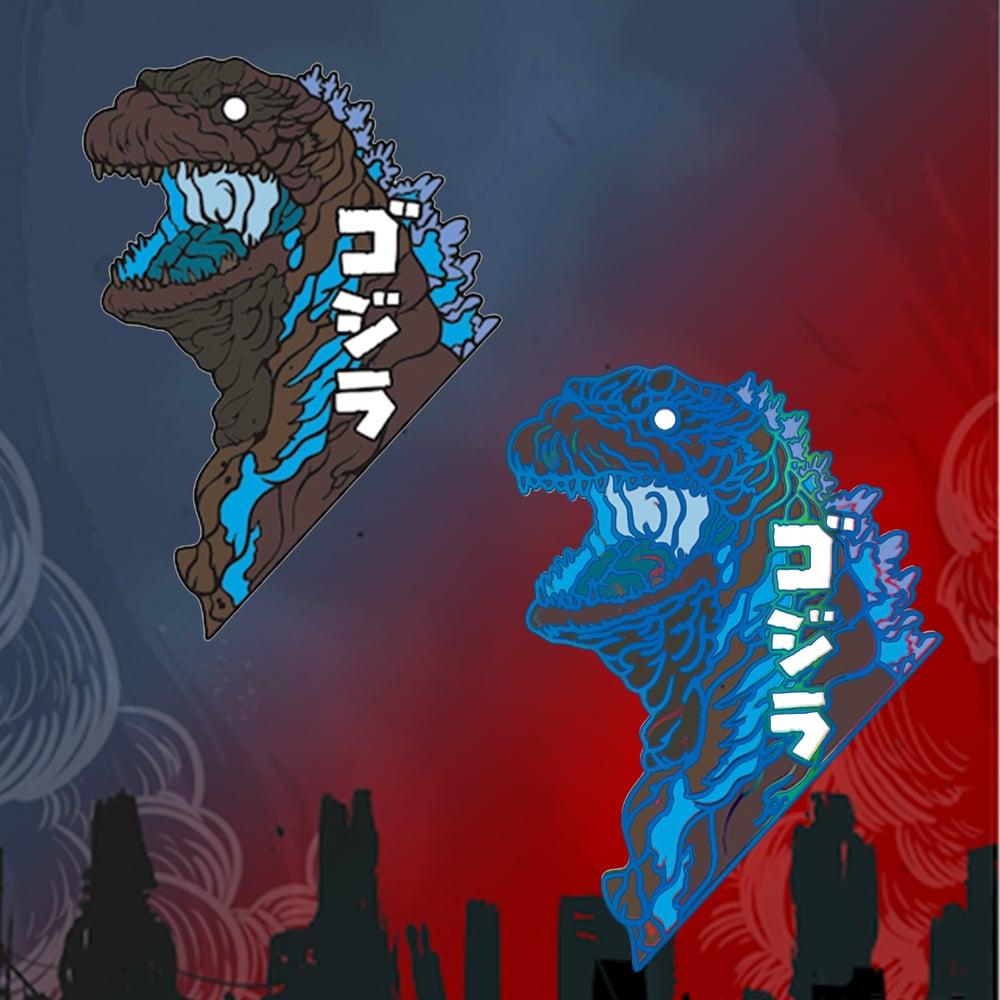 Image of Kaiju | Soft Enamel Pin