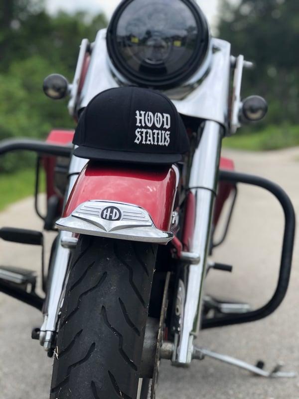 Image of Hood Status SnapBack