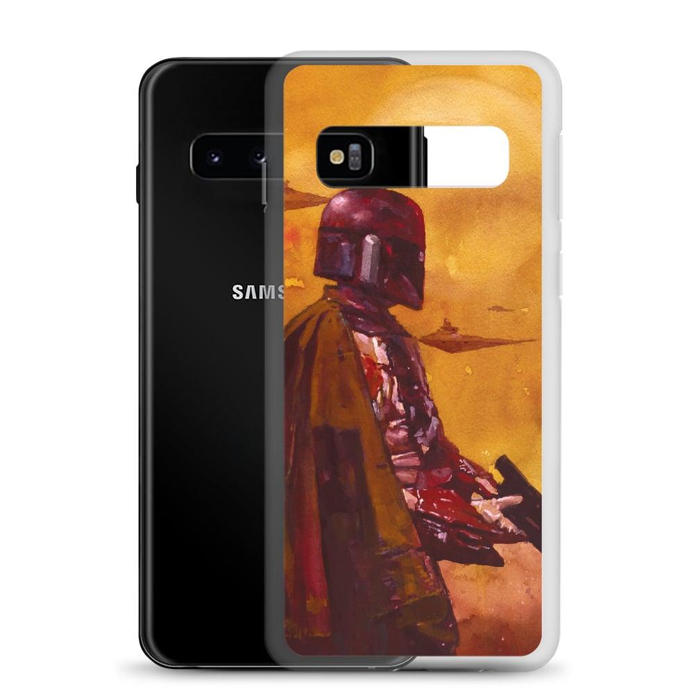 Image of BOBA FETT Samsung Case
