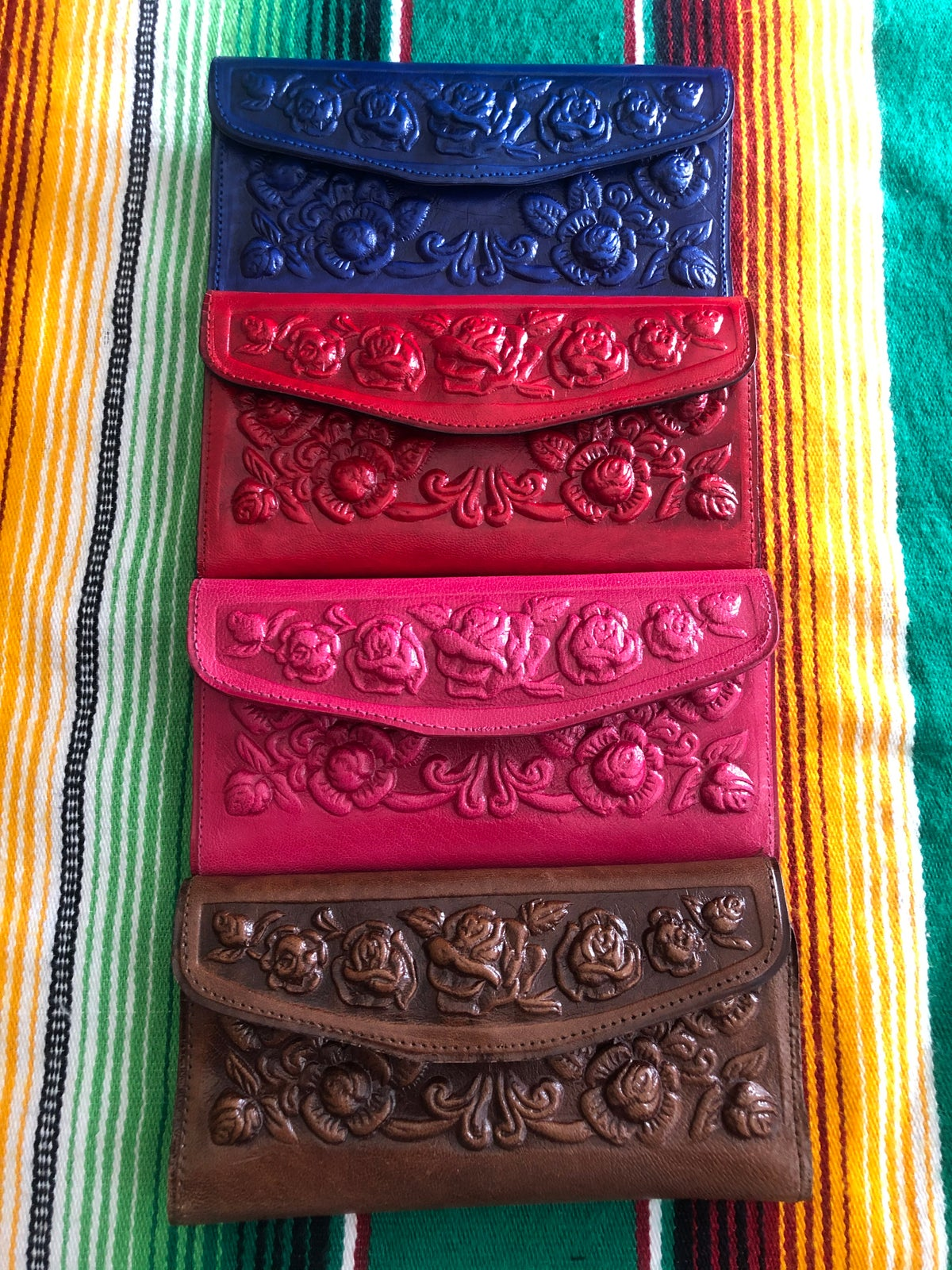 Image of Leather Wallets