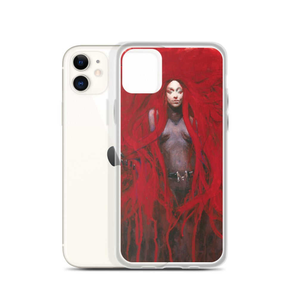 Image of MEDUSA iPhone Case