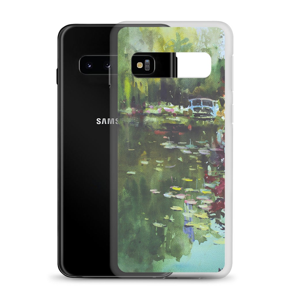 Image of MONET'S GARDEN Samsung Case