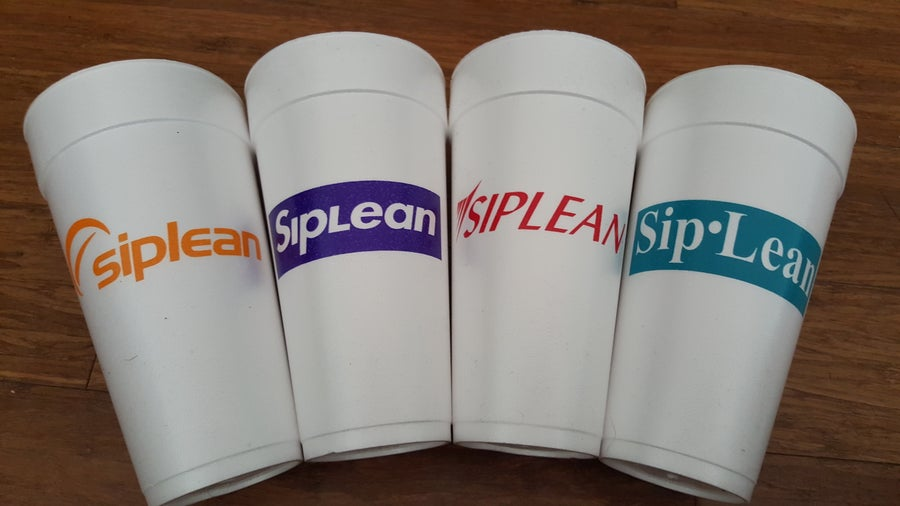 Image of Siplean 24oz Styrofoam Cups