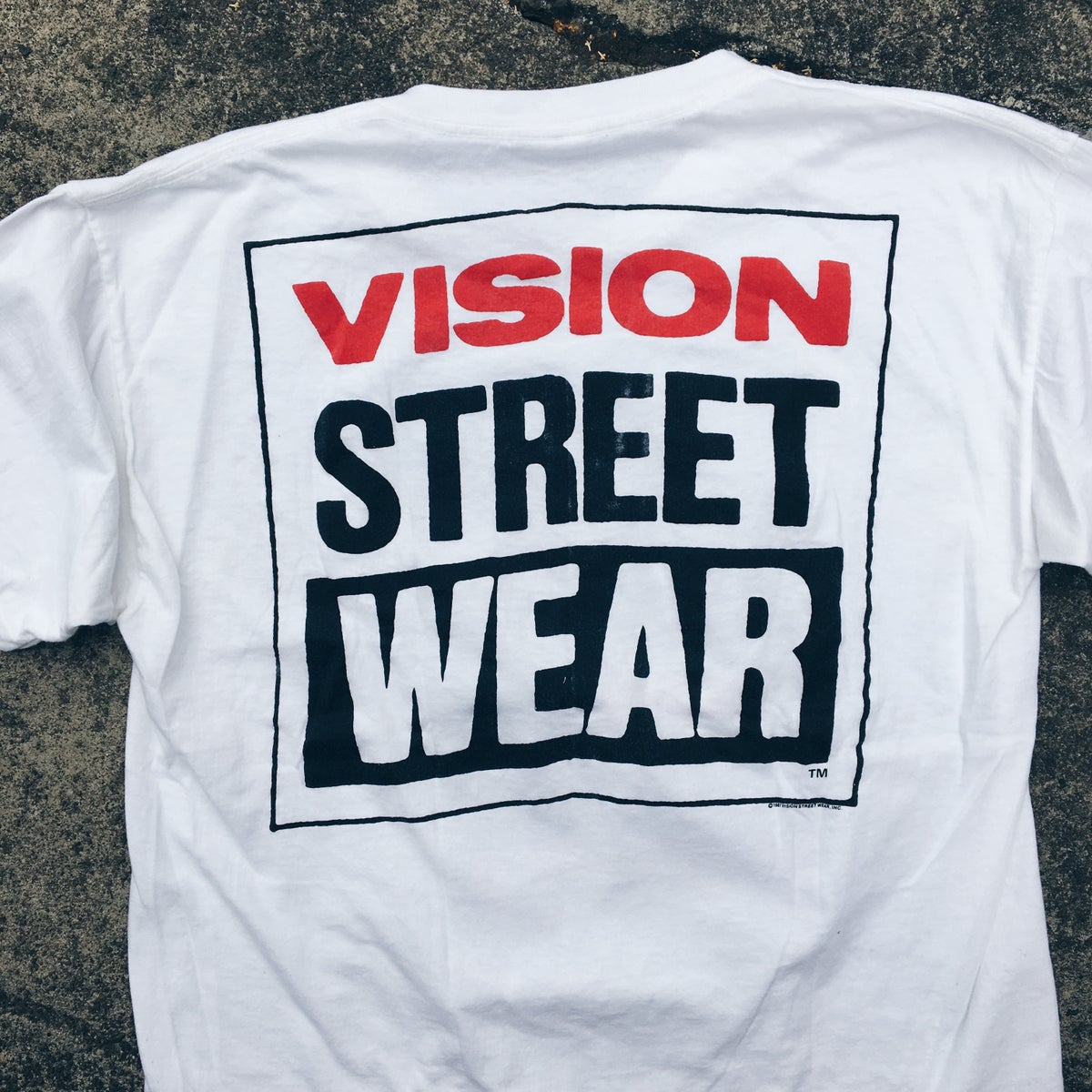 Image of Original 1988 Promo Nightmare On Elm Street 4 Vision Tee.