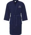 OBSC Embroidered Dressing Gown