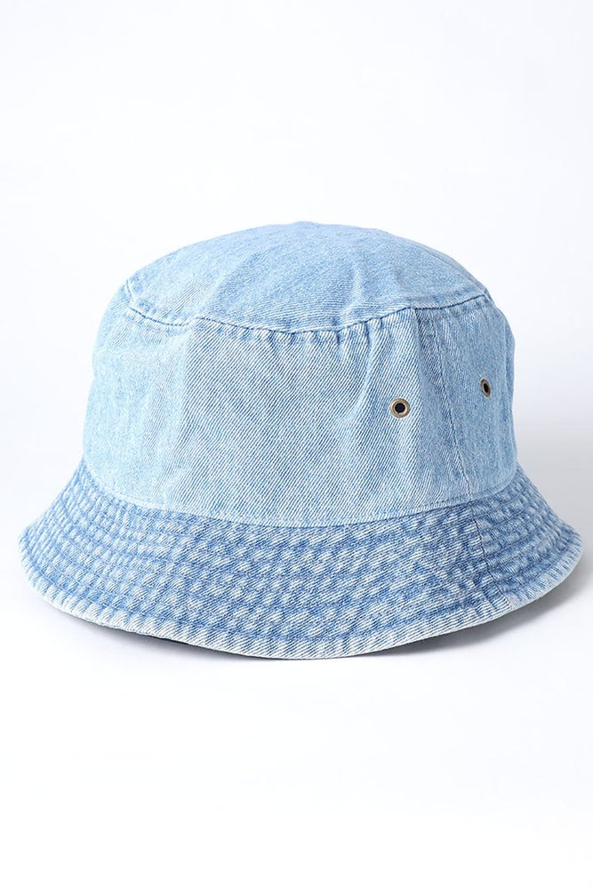 Image of Denim Bucket Hat (Light)