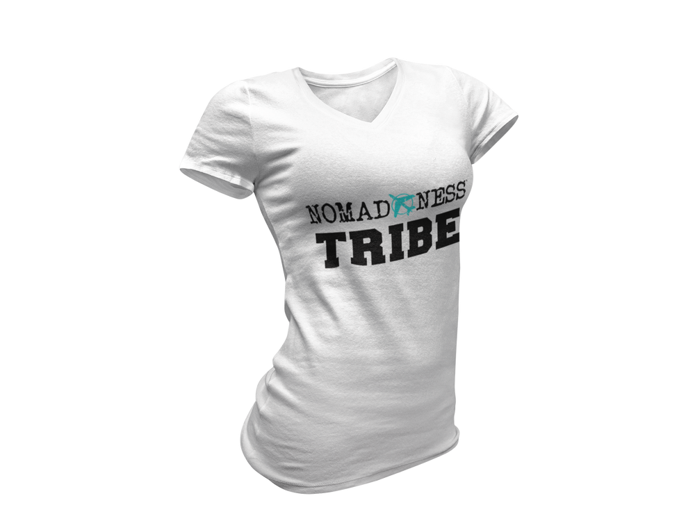 Image of NOMADNESS Tribe Shirt - White