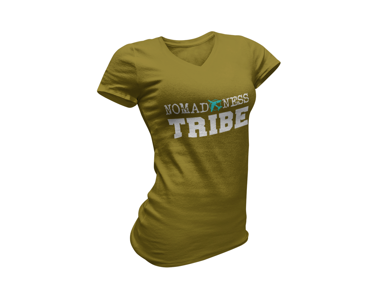 Image of NOMADNESS Tribe Shirt - Military Green