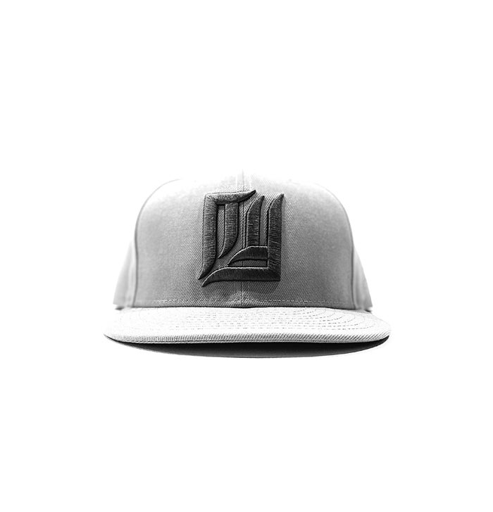 Image of 2520 X NEW ERA NEW NEW YORK (3D) 9FIFTY SNAPBACK  - GRAY