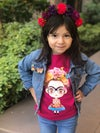Frida (kids) T-Shirt -Super cute!