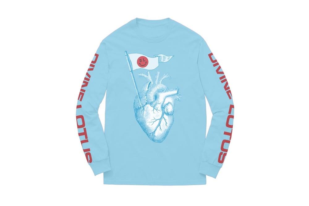 DL Hearted Tshirt