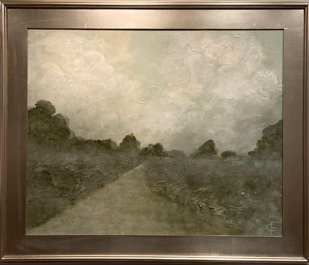 Image of Landscape Silver Frame