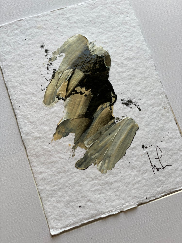 Image of (2nd Series) Champagne Cotton Rag Paper Collection (9)