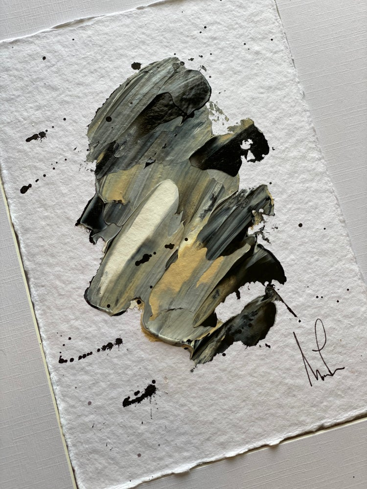 Image of 2nd Series Champagne Cotton Rag Paper Collection