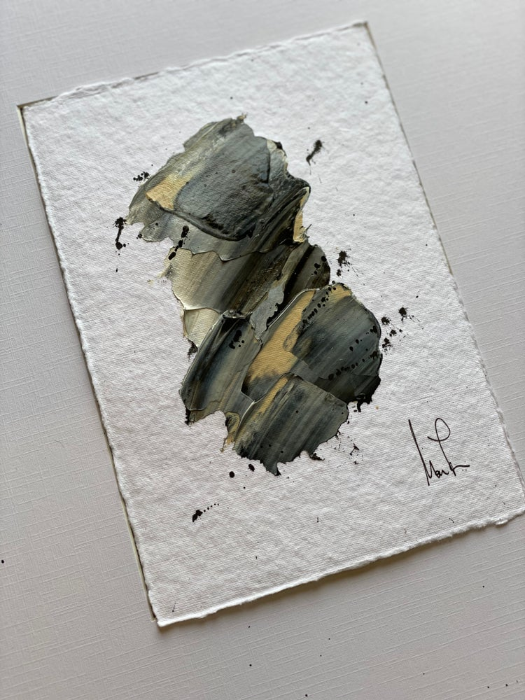 Image of  (2nd Series) New Champagne Cotton Rag Paper Collection 1a