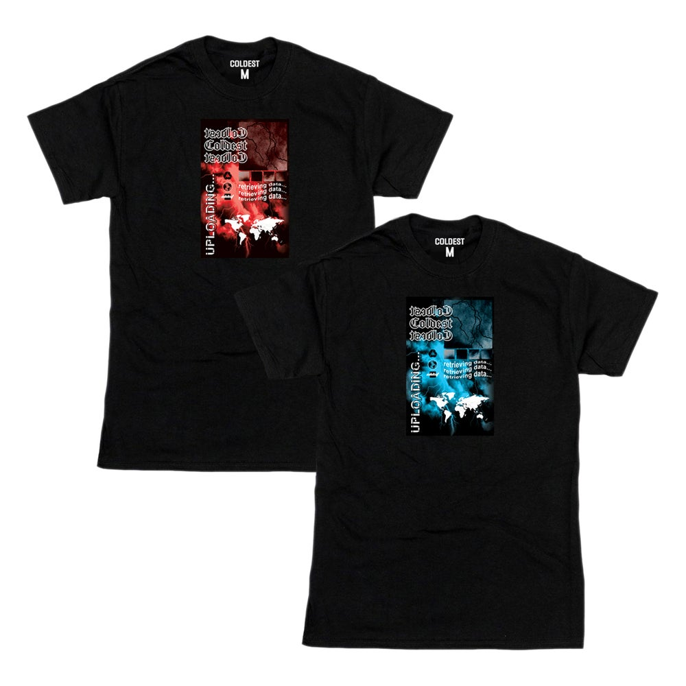 THUNDER GRAPHIC T-SHIRT