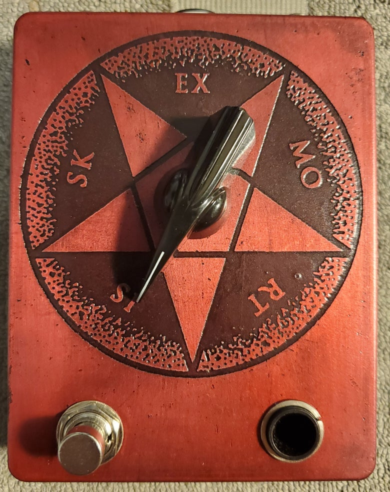 Image of ExMortis Fuzz