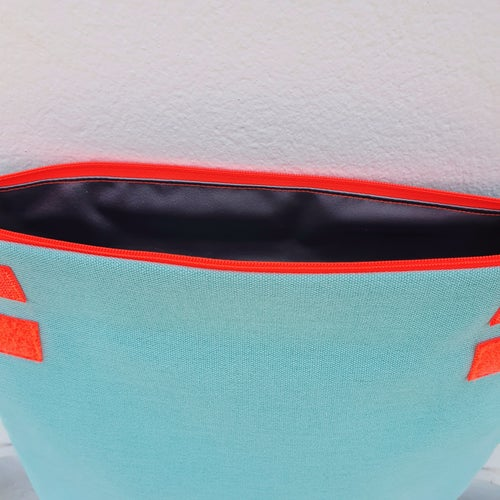 Image of Diaper Bag / Wetbag turquoise