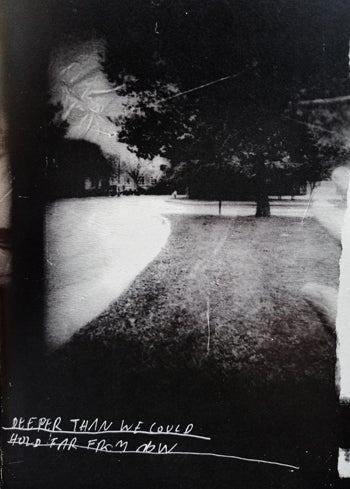 Image of Deeper than we could hold far from now, Sergej Vutuc