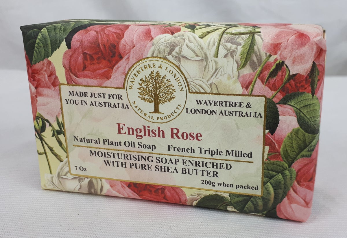 Image of Wavertree &  London Soap - English Rose