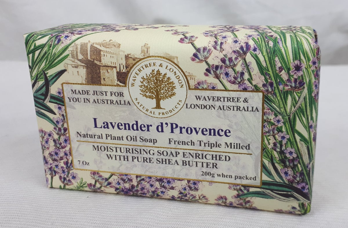 Image of Wavertree & London Soap - Lavender d'Provence