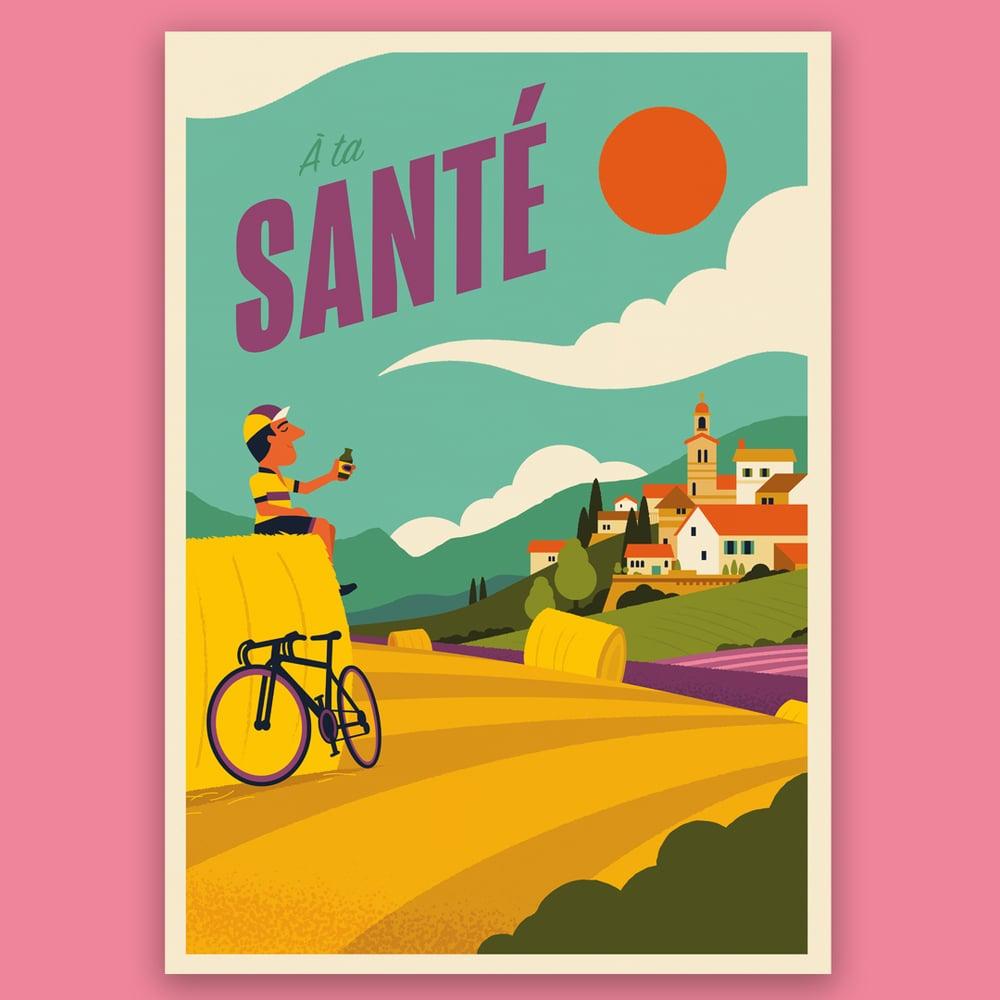 Image of À TA SANTÉ