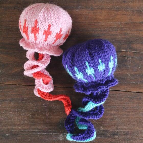 Image of Jellyfish Knitting Pattern