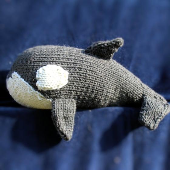 Image of Orca Knitting Pattern