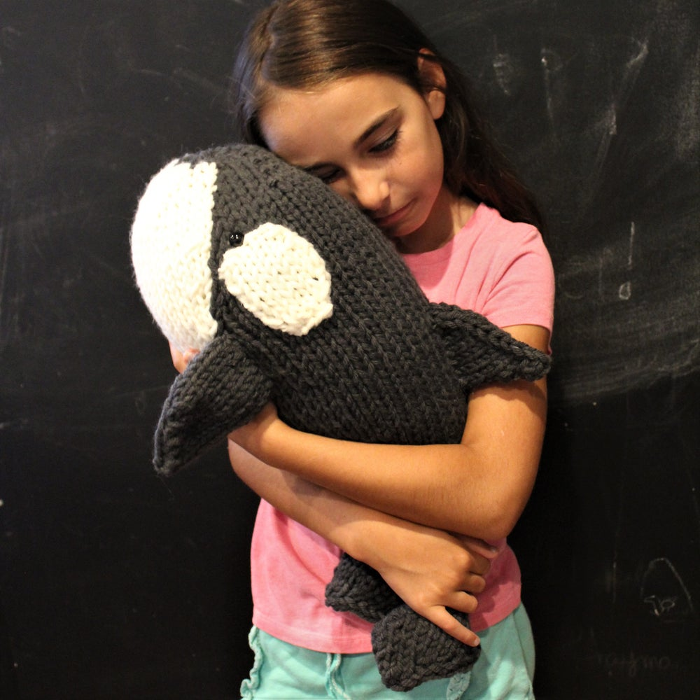 Image of Orca Knitting Pattern